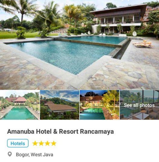Amanuba Hotel Via Traveloka