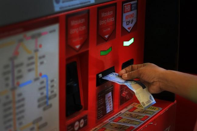 vending machine krl