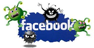 Serangan Virus Chat Facebook
