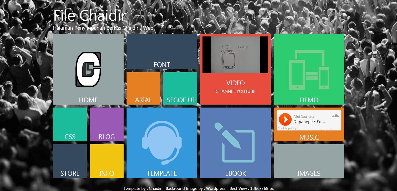 template-start-chaidirs-web-versi-11