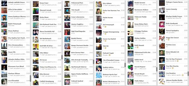 Serangan Virus Facebook